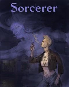 Sorcerer Concept Art