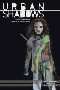 Urban Shadows Cover